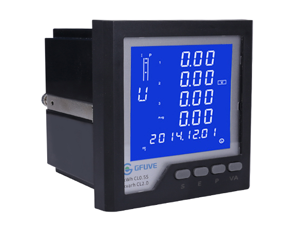 Digital Power Meter With Bms : Digital ethernet power meter with data logger