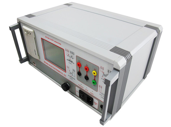 Portable CT Analyzer-Transformer Test-GFUVE Electronics