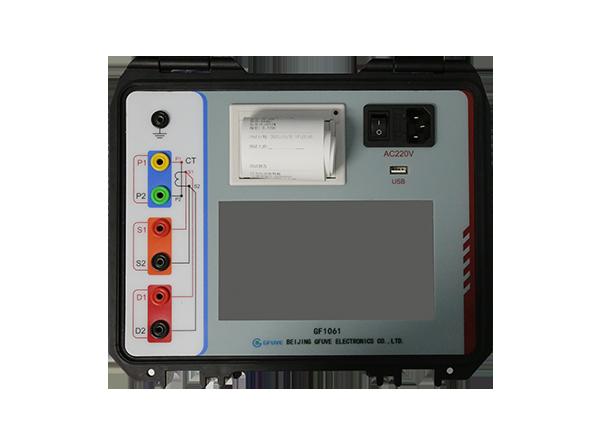 Portable CT Analyzer-Transformer Test-GFUVE Electronics