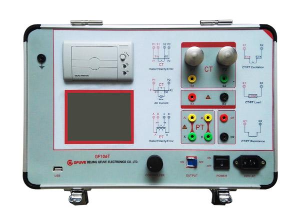 Portable CT PT analyzer-Transformer Test-GFUVE Electronics